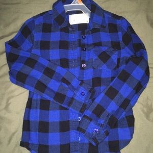 Justice flannel